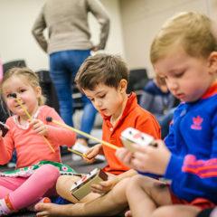 Enrol now for Kinder Beat 2018