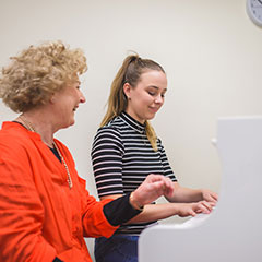 Adult Piano Lessons | Major Player Music School