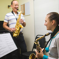 Brass & Woodwind Lessons | Major Player Music School