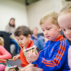 Kinderbeat 2.5-4yrs | Major Player Music School
