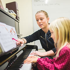 Piano Lessons | Major Player Music School